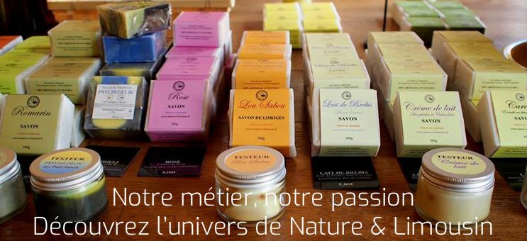 Notre métier, notre passion Découvrez l'univers de Nature & Limousin